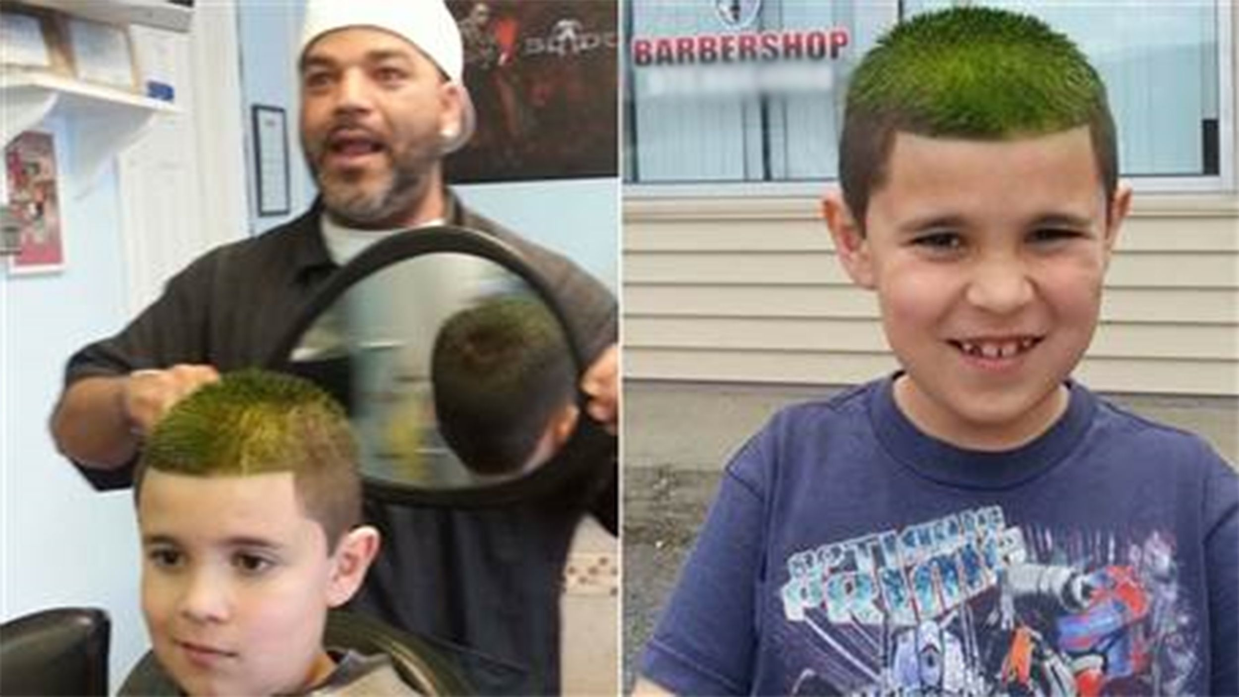 How this barber helped a little boy with autism learn to love