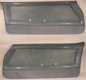 1978 1981 Trans Am Deluxe Door Panel Set Free Shipping Available 1981 Trans Am Panel Doors Trans Am