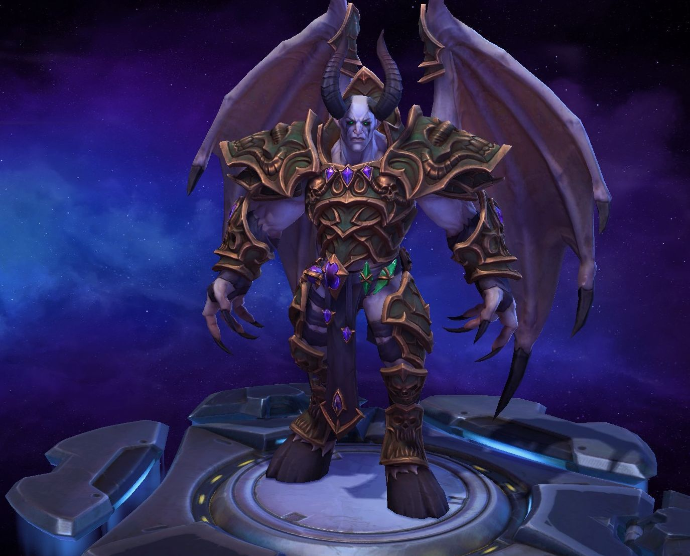 Mal Ganis In Heroes Of Storm Lycanthrope World Of Warcraft Hero Knoll king on the loose hots: mal ganis in heroes of storm