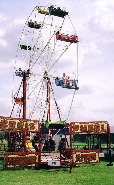Hire A Big Wheel | Ferris wheel, Big wheel, Fun fair