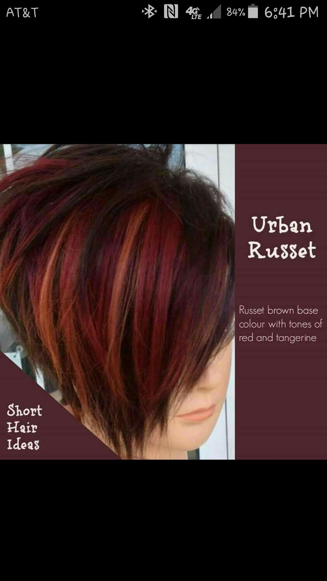Pin by tracy moorestreeter on red she said pinterest hair