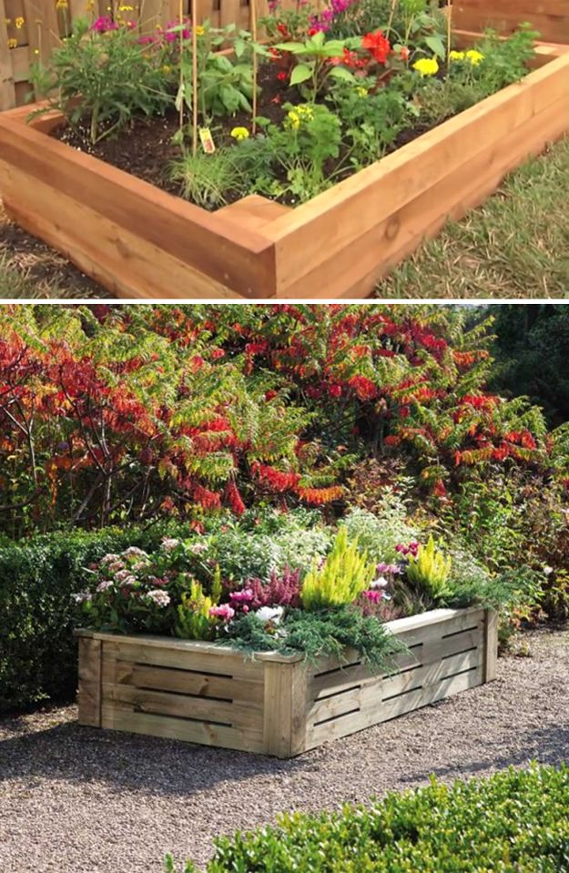 How To Build A Raised Flower Bed Garden Raised Flower 400 x 300