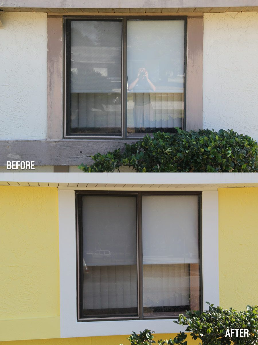 Simonton Windows Before After Photos Morgan Exteriors Before