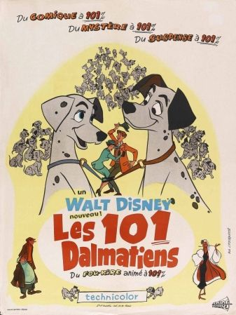 Wittery White Disney 101 Dalmations Congratulations on Your Fur Baby Dog