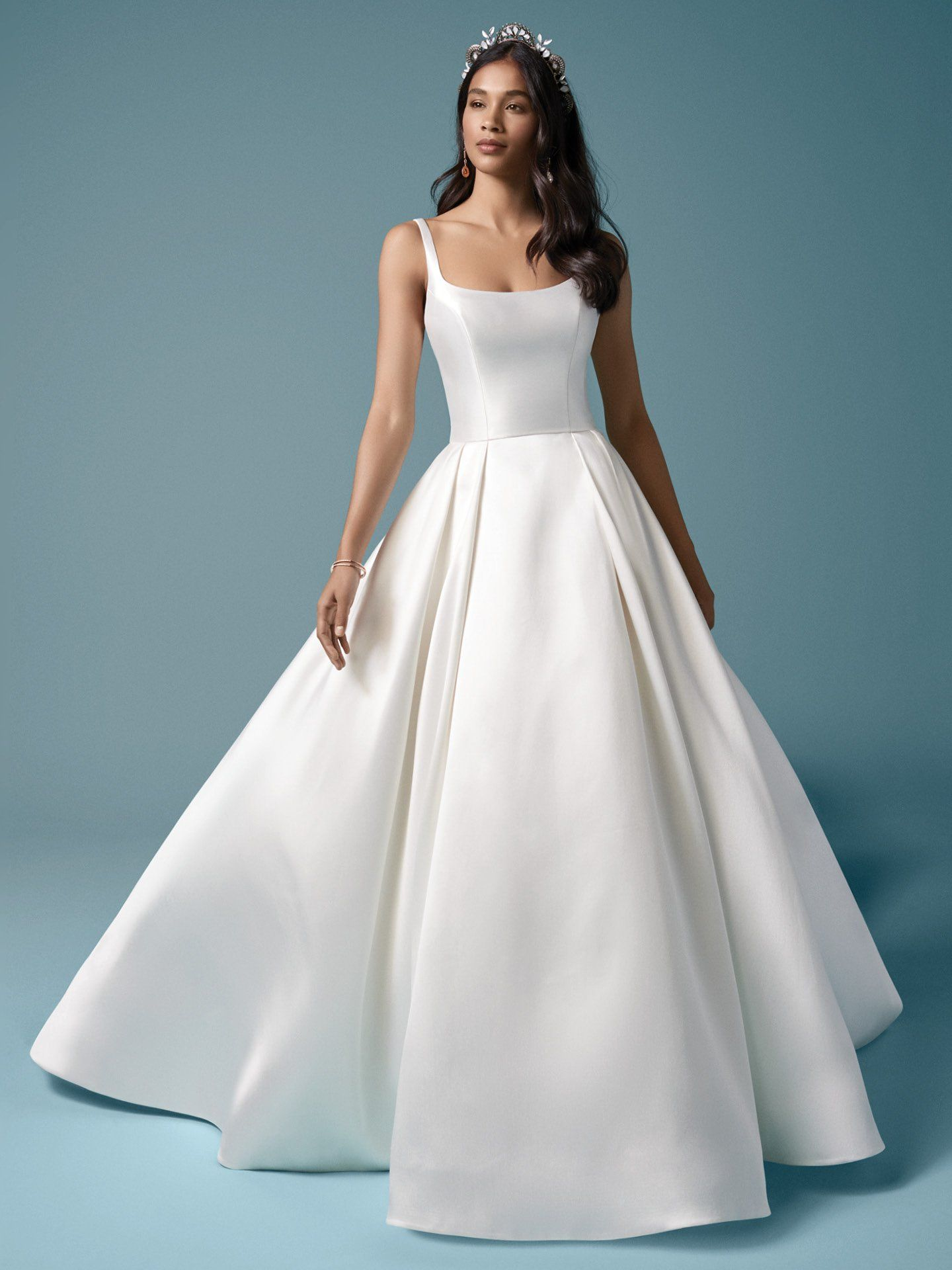 SELENA by Maggie Sottero Wedding Dresses -   18 dress Simple pictures ideas