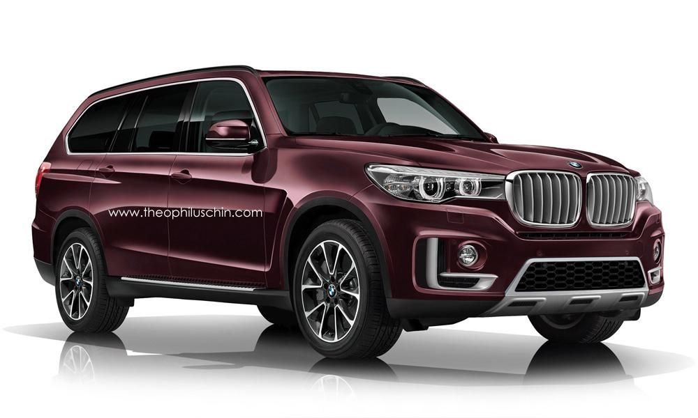 Future Bmw X7 Could Equip A V12 Engine Of 500 Horsepower Starting