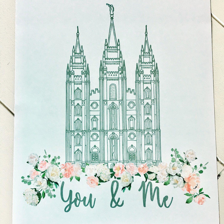 Hermosa Lds Templo Imprimibles Imágenes - Ideas Para Colorear ...