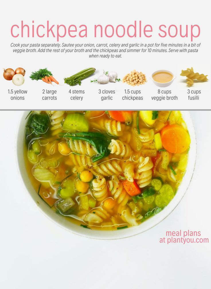 A hearty vegan chickpea noodle soup is what you need to warm up during this fall season. It's the perfect alternative to a traditional chicken noodle soup recipe! Vegan Soup Recipes | Plant Based Soups | Vegan Soup Ideas | Plant Based Noodle Soup | Fall Soup Recipes | Fall Vegan Recipes #plantprotein #highproteinveganrecipes #veganlunchrecipes #vegandinnerrecipes #fallrecipeideas #chickpeanoodlesoup A hearty vegan chickpea noodle soup is what you need to warm up during this fall season. It's the #chickpeanoodlesoup