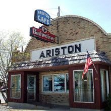 The Ariston Cafe, Litchfield, Illinois