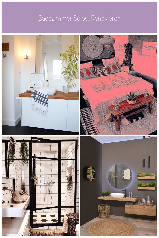 Badezimmer Selbst Renovieren In 2020 Skandinavisches Badezimmer Skandinavisch Einrichten Zimmer