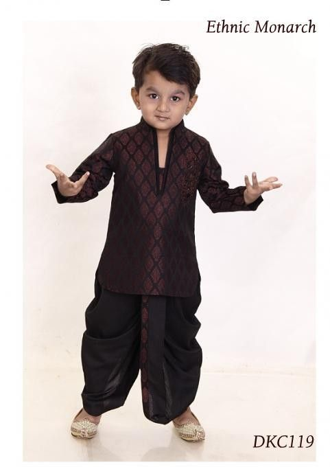 904c455333 Dhoti Kurta | Ethnic Wears | Kids indian wear, Boys kurta, Kids ...