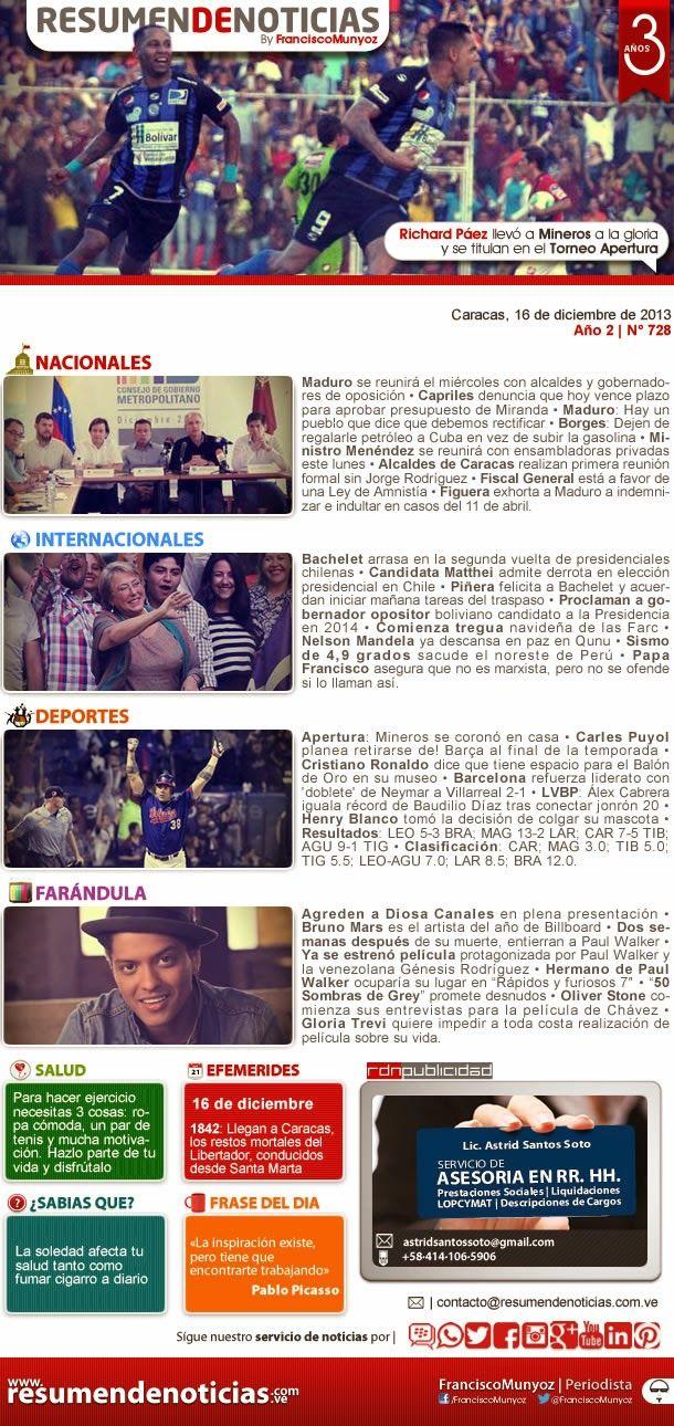 Lunes | 16/12/2013