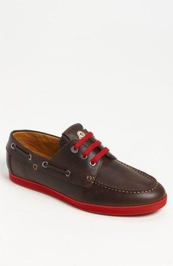 Moncler 'Guadeloupe' Boat Shoe $395.00