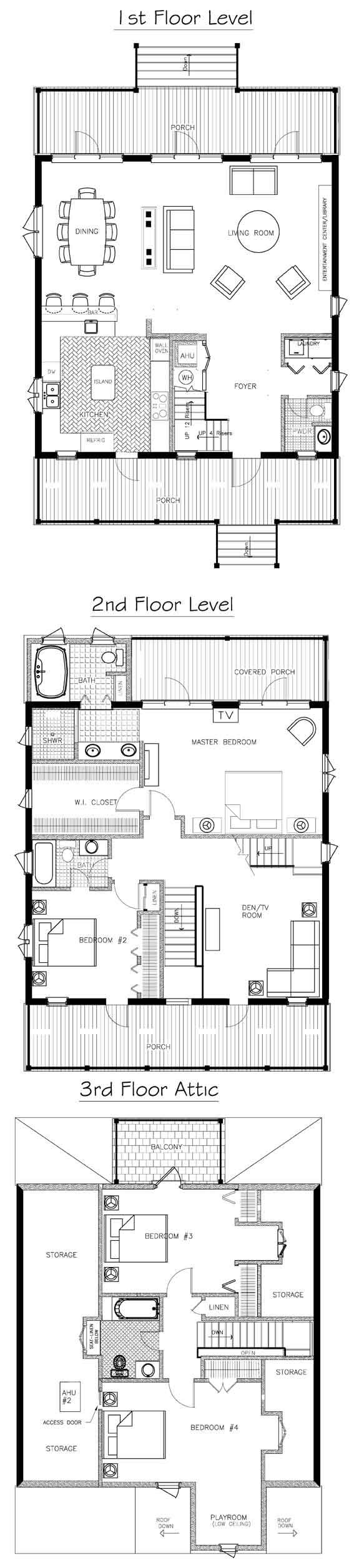 Cottage House Plans Key West Island Style Homes Cottage House Plans House Plans Small House Plans