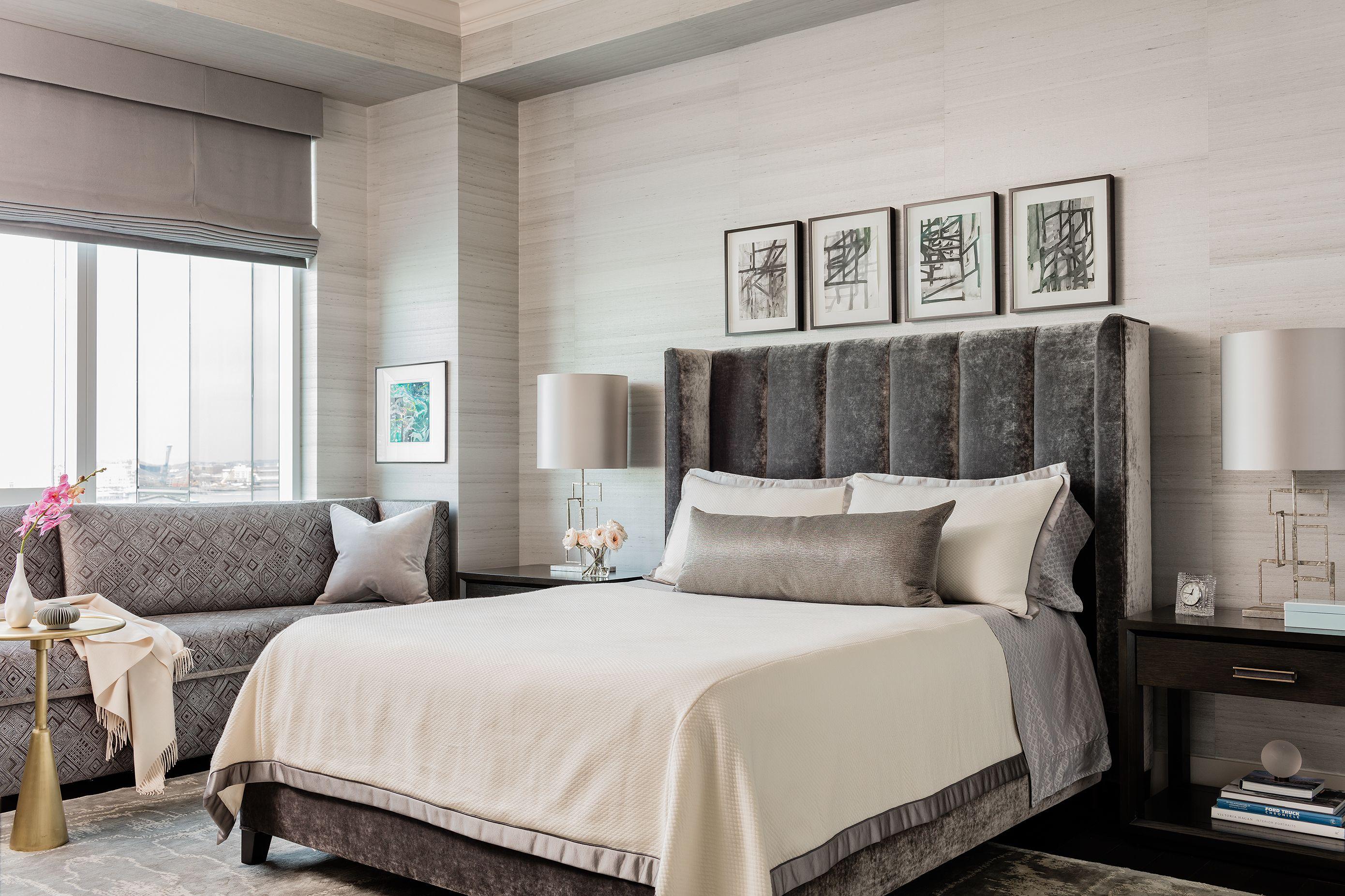 Designer Bedroom Colors Twenty Two Liberty  Elms Interior Design  Master Bedroom