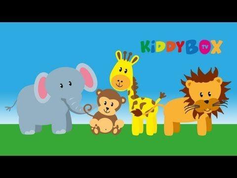 Ach Du Lieber Augustin Kinderlieder Kiddybox Tv Kinder Lied