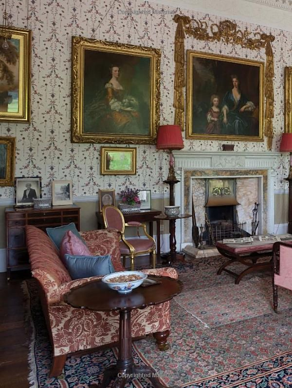 English Country House Drawing Rooms: The English Country House: James Peill, James Fennell