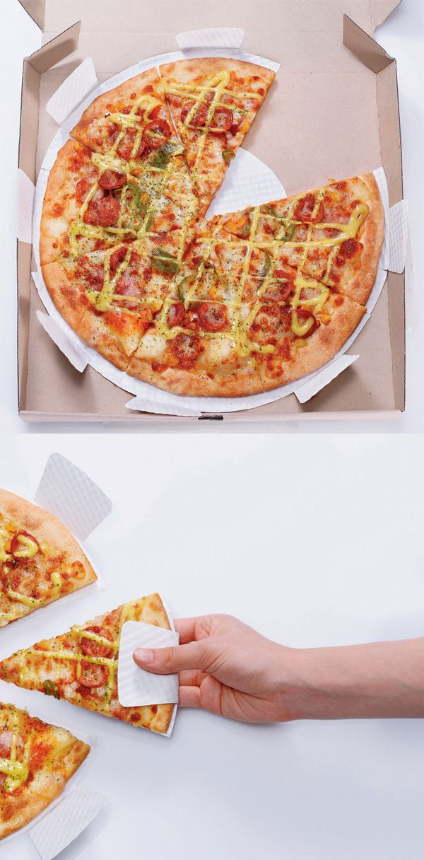 Den pizza boks, vil ændre den måde du spiser pizza på for evigt, enkel måde at skille sig ud fra mængden af pizzeriaer. Hvem tør være den første?