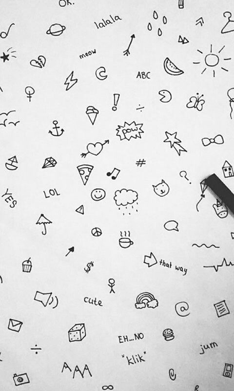 Rosario En Santa Fe Hand Doodles Notebook Doodles Doodle Drawings