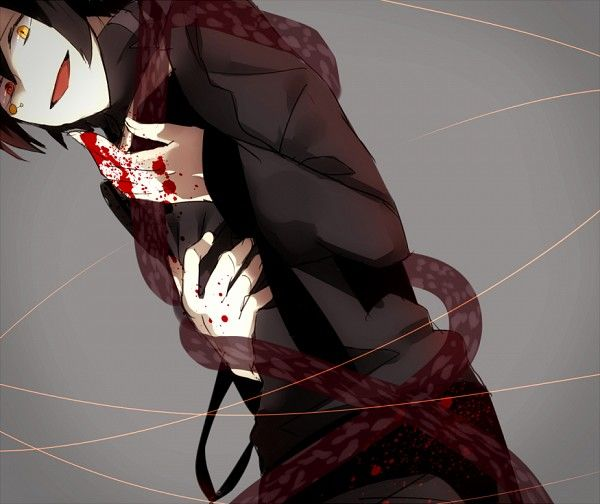 Dark Konoha Kagerou Project Shadow Creatures Anime