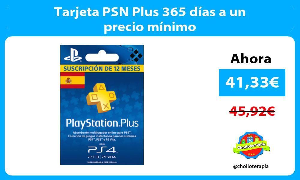 Descuento Ebay Tarjeta Psn Plus 365 Días A Un Precio Mínimo Sin Cupón 45 92 Con Cupón 41 33 Código Playstation Entretenimiento Tarjeta