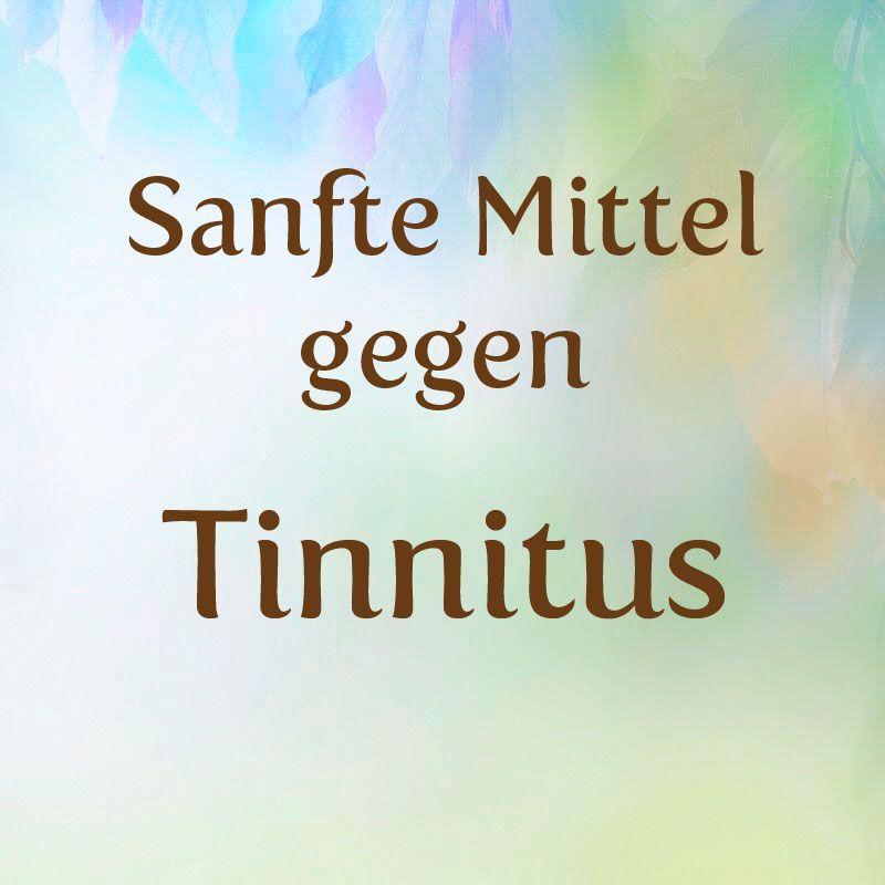 was hilft gegen tinnitus sanfte mittel hausmittel gegen