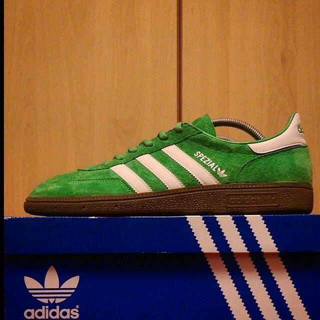 Tutti Noi Amiamo Adidas La Mela Verde Spezials Adidas Amiamo Originali Classico 00ed59