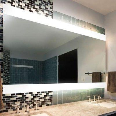 Led Badezimmerspiegel Spiegel Bad Pinterest