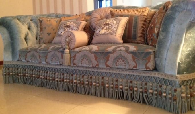 Luxury Sofa طقم كنب Luxury Sofa Furniture Sofa