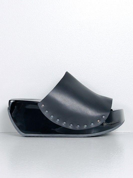egypt sandal black