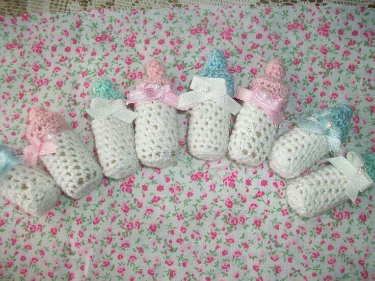 Chrochet Baby Shower Ideas. Baby Shower FavorsCrochet ...