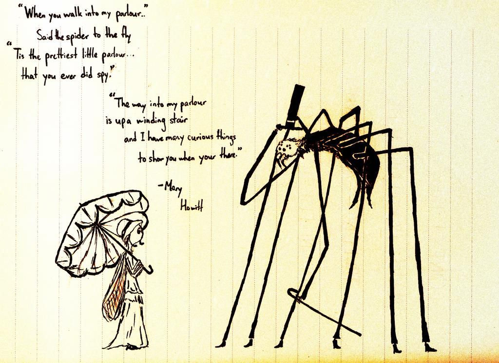 the spider and the fly book pdf