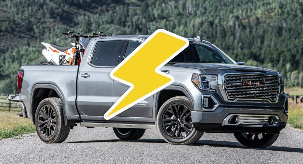 Gm Tries To Steal Tesla S Thunder Announces Electric Pickup Will Go On Sale In 2021 Electric Pickup Tesla Tesla S