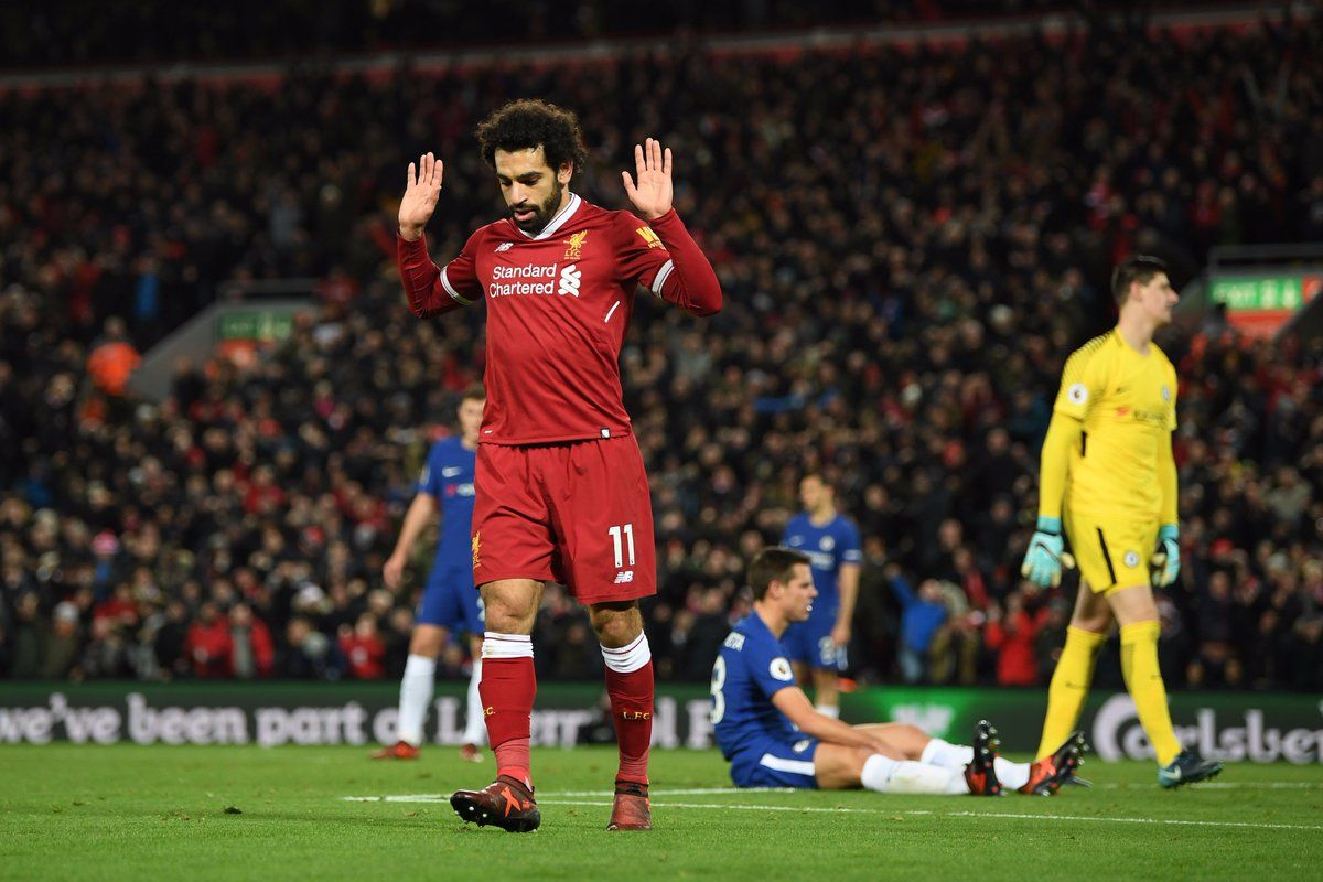 Liverpool Vs Chelsea Highlights EPL Match Day 13 Premier