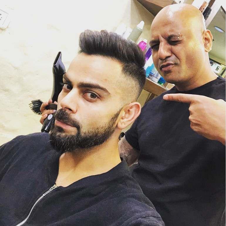Top 30 Virat Kohli Hairstyles 2019 Ashstyles Ashstyles Hairstyles Kohli Virat New Virat Kohli Hairstyle Boy Hairstyles Hair And Beard Styles