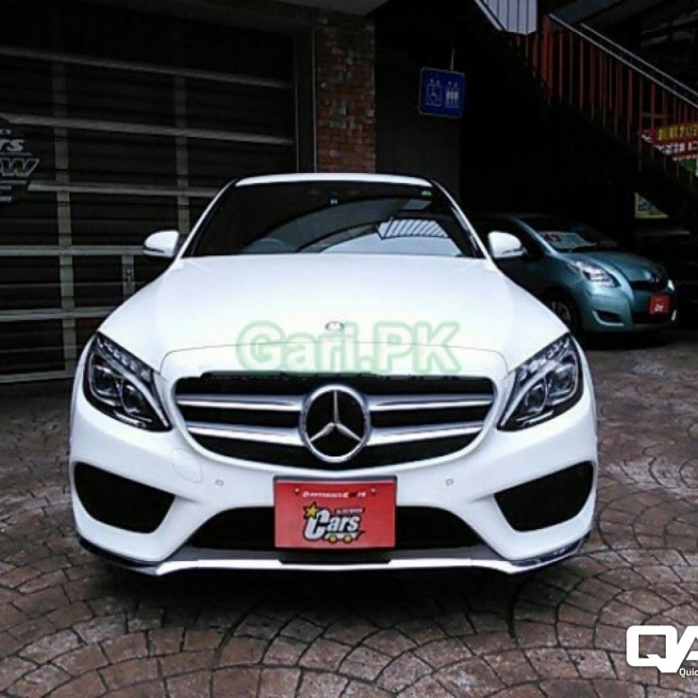 Mercedes Benz C Class C180 Amg 2014 For Sale In Lahore Lahore