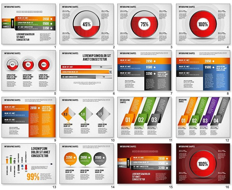 Infographic Template Powerpoint Free Free Infographic Powerpoint
