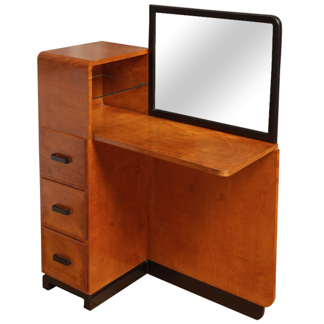 Huib Hoste Modernist Entrance Hall Cabinet | From a unique collection of antique and modern commodes and chests of drawers at http://www.1stdibs.com/furniture/storage-case-pieces/commodes-chests-of-drawers/