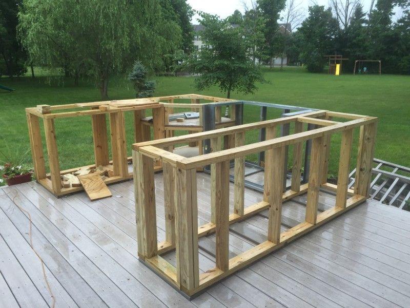 Outdoor Küche Kinder Selber Bauen : Ihr neuer lieblingsort cocina terrasse bauen outdoor küche