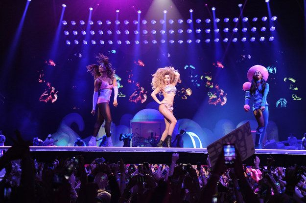 Things We Overheard At Lady Gaga's ArtRave