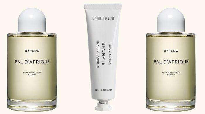 Byredo unveils new luxury skincare products