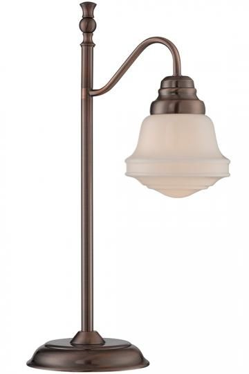 Metro Table Lamp - Contemporary Table Lamps - Living Room Lamps - Decorative Lamps - Table Lamps | HomeDecorators.com