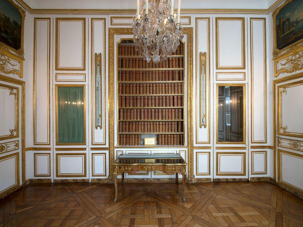 L\u0027appartement intérieur du Roi Versailles, Palace and Interiors