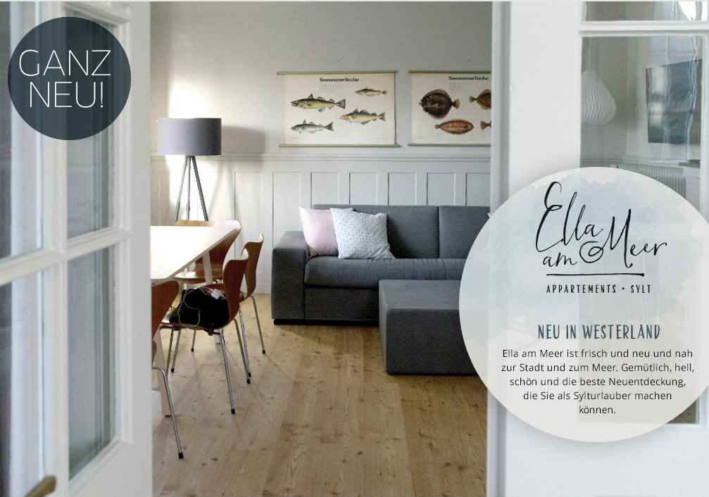 ella am meer sylt reiseziele fewo pinterest nice place destinations and vacation. Black Bedroom Furniture Sets. Home Design Ideas