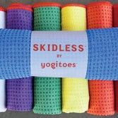 yogitoes! the perfect skid free towel for mat coverage and easily washable!