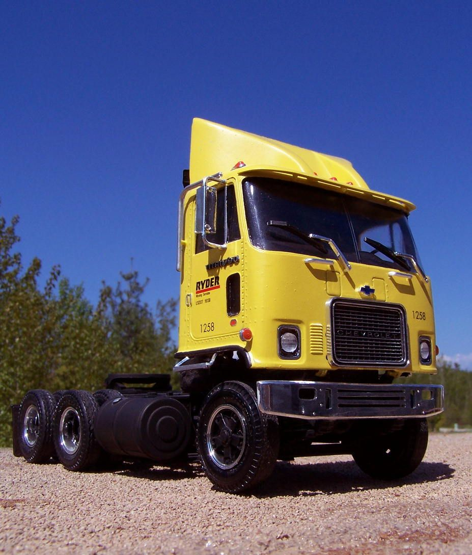 Chevy gmc titan yellow freight in gary in had a