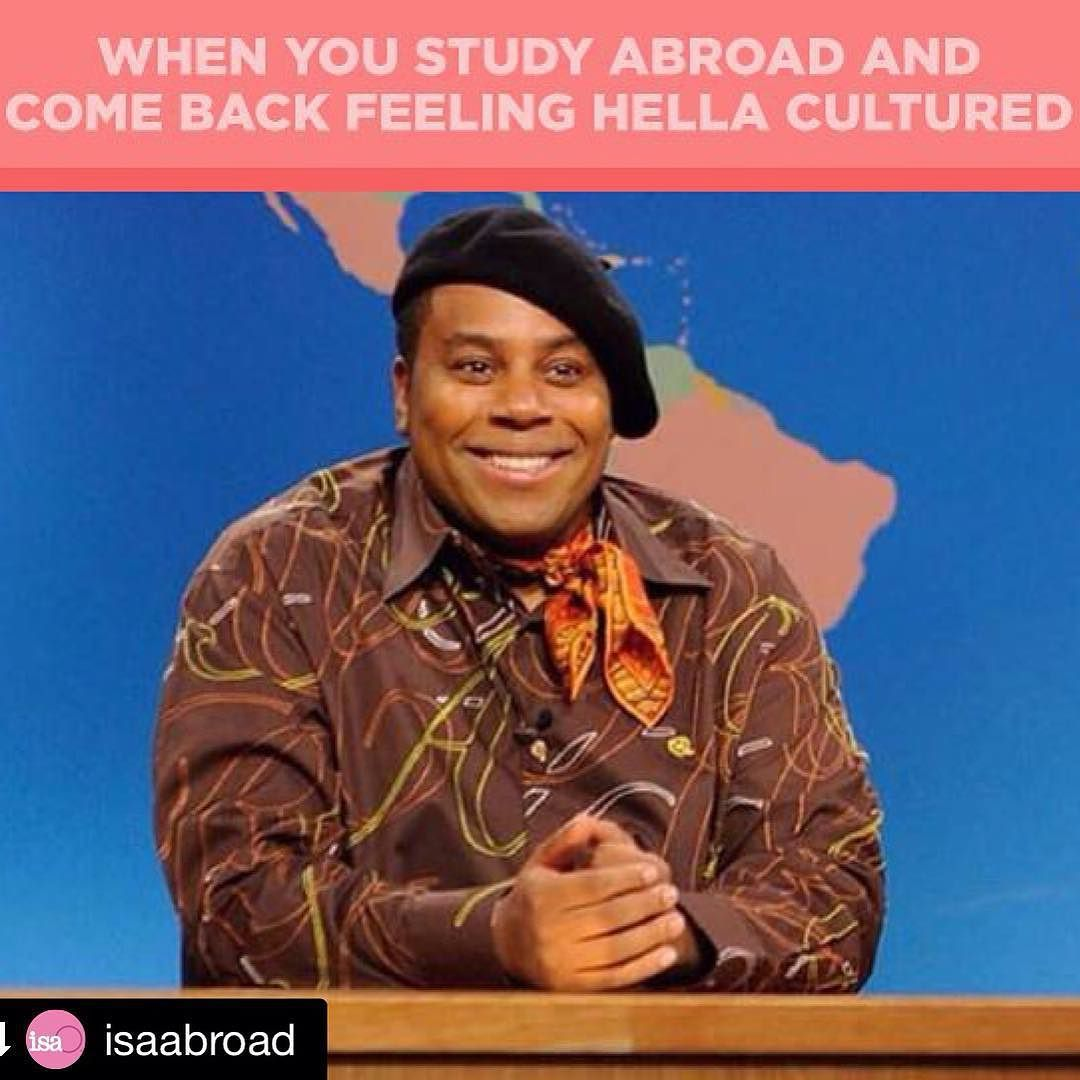 #Repost @isaabroad with @repostapp.  Actually.... The French don't call them French fries at all.... #isaabroad #theworldawaits #studyabroad #whodoesntlovefrenchfries #getcultured #kenanthompson by msu.studyabroad