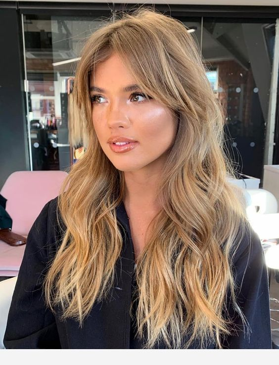 Beautiful Honey Blond Tone Hair Styles Honey Blonde Hair Long Hair Styles