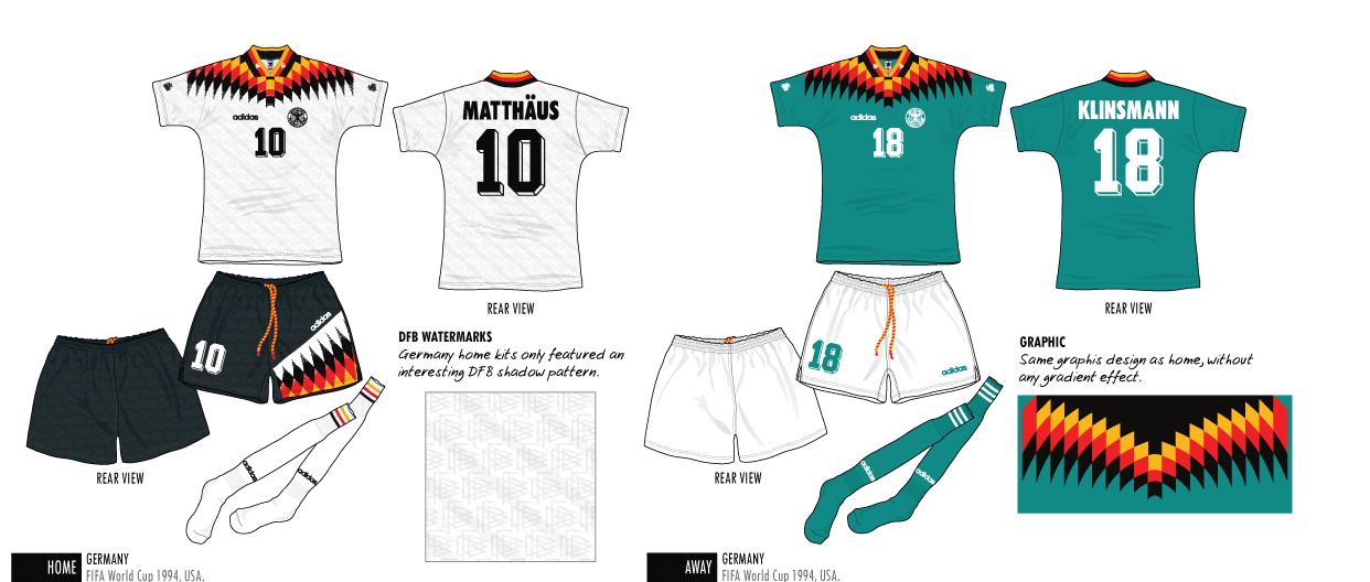 59d5d34a3  germany  worldcup  wc1994  klismann  soccer Football Fashion