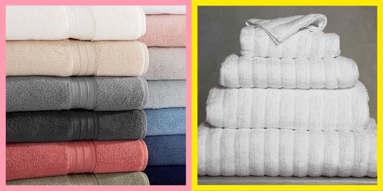 12 Best Bath Towels For A More Luxurious Shower O The Oprah